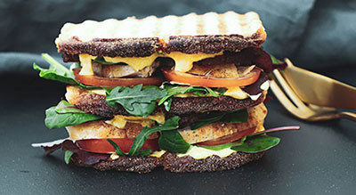 Klassisk club sandwich