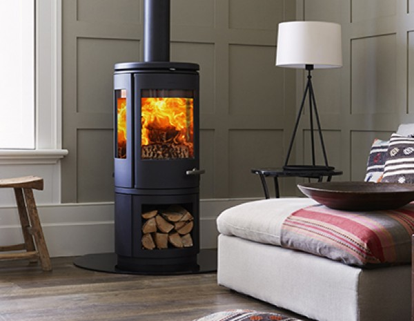 Wood Burning Stoves - MORSØ - A CHOICE FOR LIFE