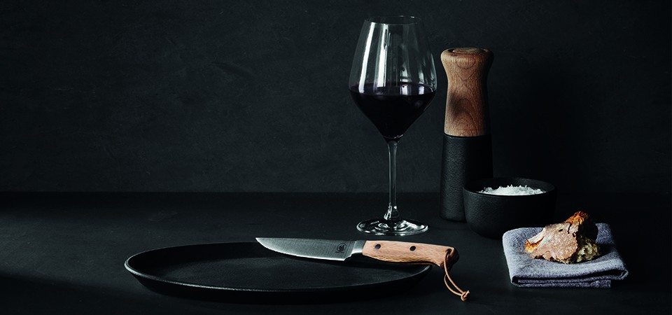 KITCHEN - DINING - LIVING - steakknive